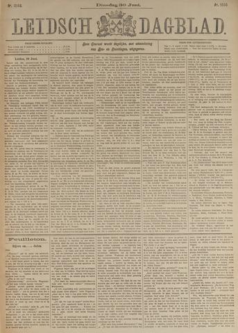 Leidsch Dagblad 1896-06-30