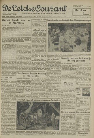 Leidse Courant 1955-07-26