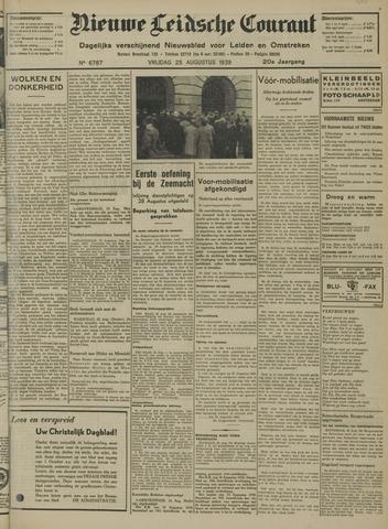 Nieuwe Leidsche Courant 1939-08-25