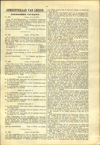 Handelingen van de Raad 1911-06-13