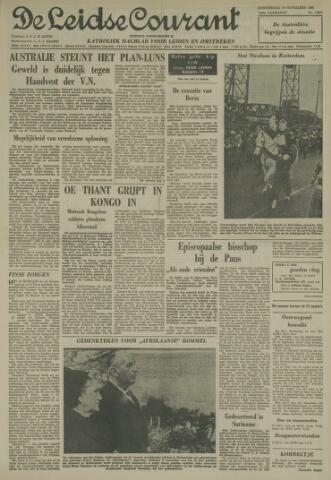 Leidse Courant 1961-11-16