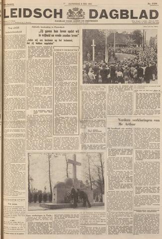 Leidsch Dagblad 1951-05-05