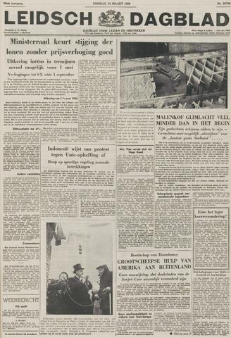 Leidsch Dagblad 1956-03-20