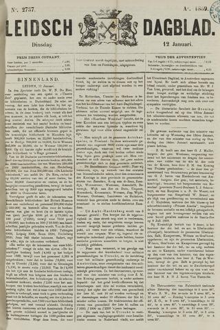 Leidsch Dagblad 1869-01-12