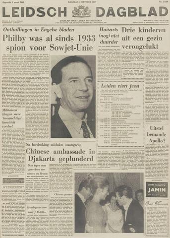 Leidsch Dagblad 1967-10-02