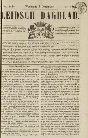 Leidsch Dagblad 1864-12-07