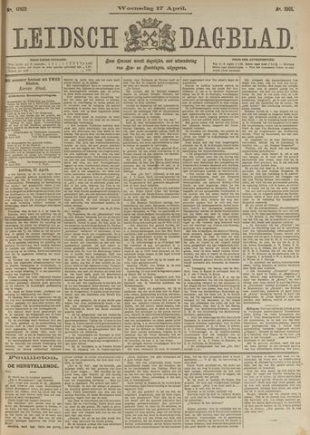 Leidsch Dagblad 1901-04-17