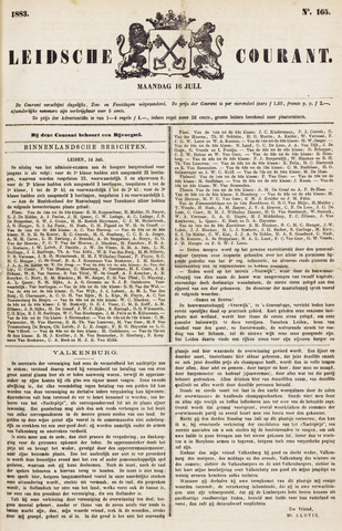 Leydse Courant 1883-07-16