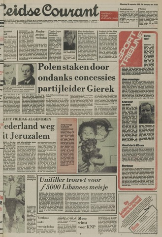 Leidse Courant 1980-08-25
