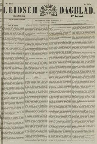 Leidsch Dagblad 1870-01-27