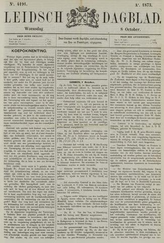 Leidsch Dagblad 1873-10-08