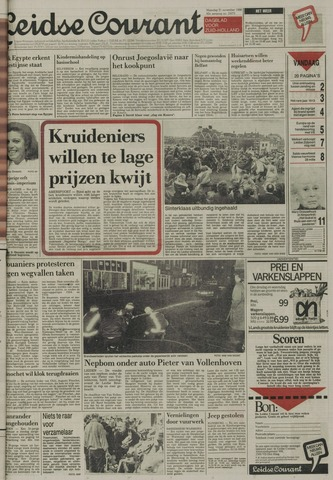 Leidse Courant 1988-11-21