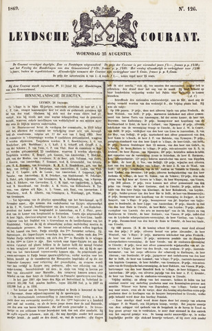 Leydse Courant 1869-08-25