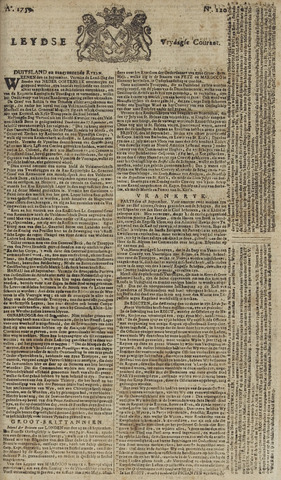 Leydse Courant 1759-10-05