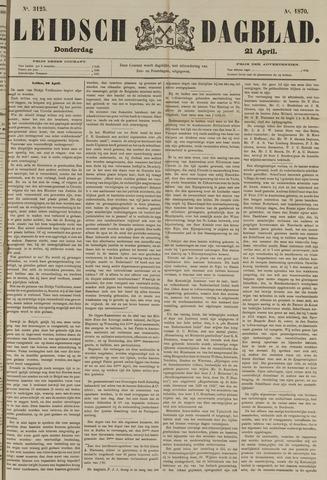 Leidsch Dagblad 1870-04-21
