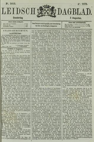 Leidsch Dagblad 1876-08-03