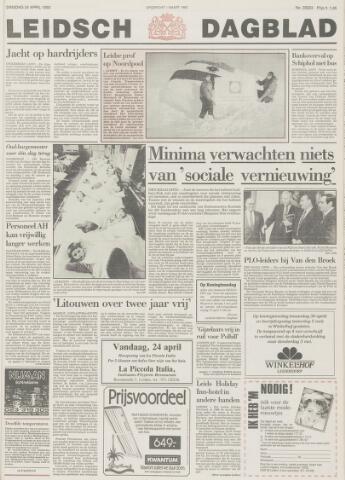 Leidsch Dagblad 1990-04-24