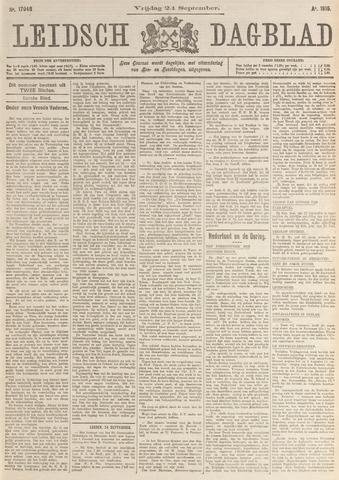 Leidsch Dagblad 1915-09-24
