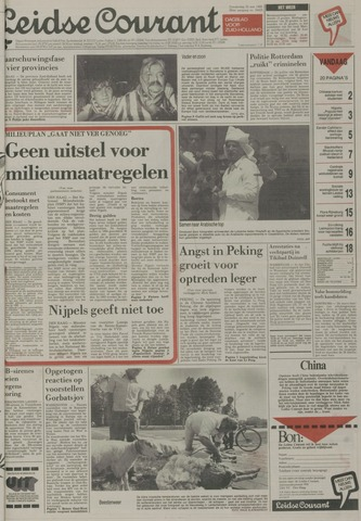 Leidse Courant 1989-05-25