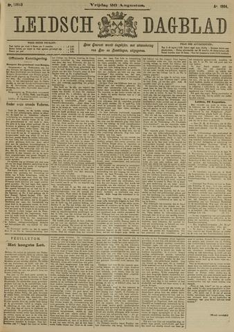 Leidsch Dagblad 1904-08-26