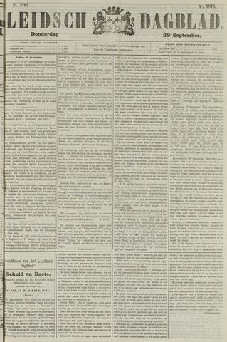 Leidsch Dagblad 1870-09-29