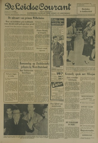 Leidse Courant 1962-11-30