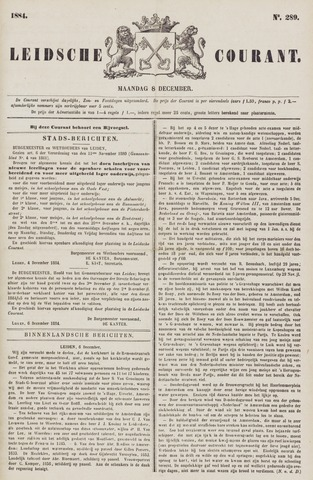 Leydse Courant 1884-12-08