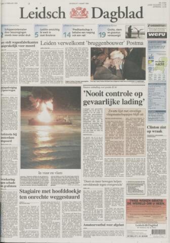 Leidsch Dagblad 1999-02-12