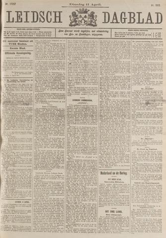 Leidsch Dagblad 1916-04-11