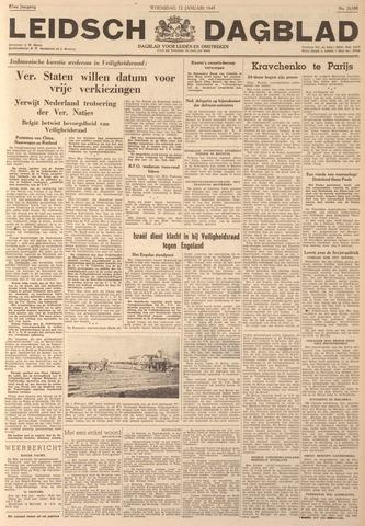 Leidsch Dagblad 1949-01-12