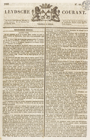 Leydse Courant 1860-07-06