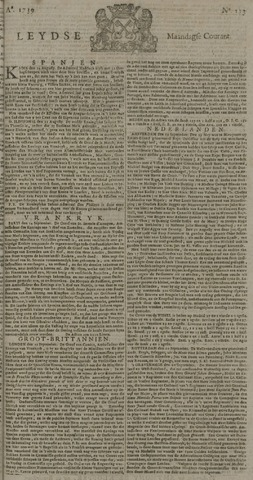 Leydse Courant 1739-09-21