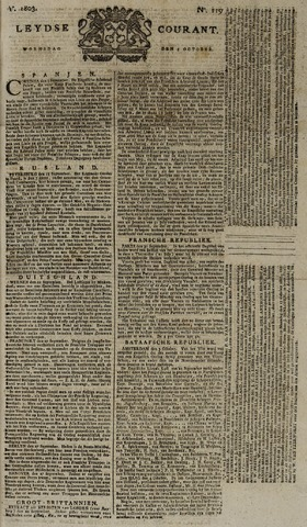 Leydse Courant 1803-10-05