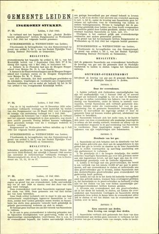 Handelingen van de Raad 1945-07-05
