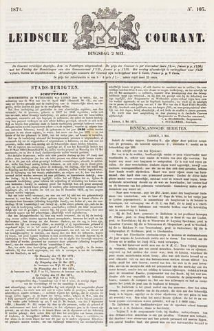 Leydse Courant 1871-05-02