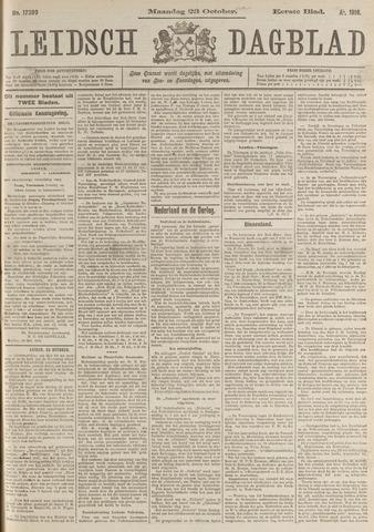Leidsch Dagblad 1916-10-23