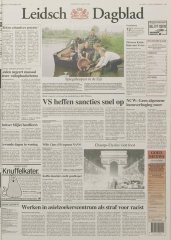 Leidsch Dagblad 1994-09-27