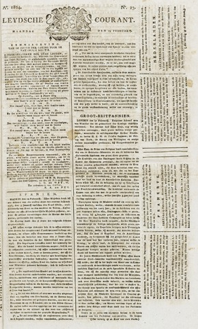 Leydse Courant 1824-02-23