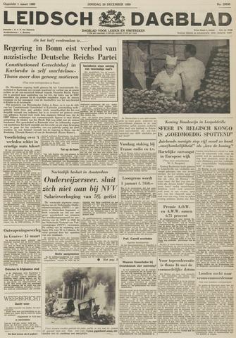 Leidsch Dagblad 1959-12-29