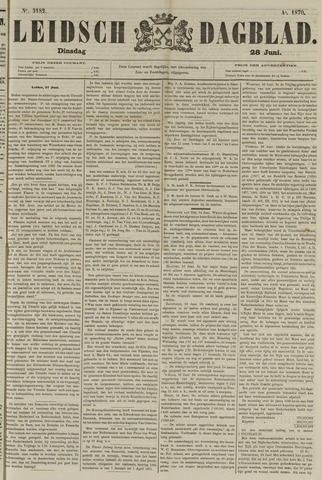 Leidsch Dagblad 1870-06-28
