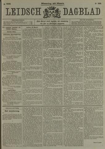 Leidsch Dagblad 1909-03-22