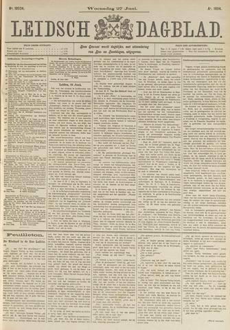 Leidsch Dagblad 1894-06-27