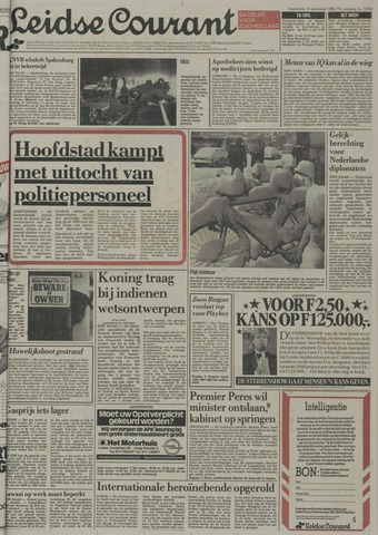 Leidse Courant 1985-11-14