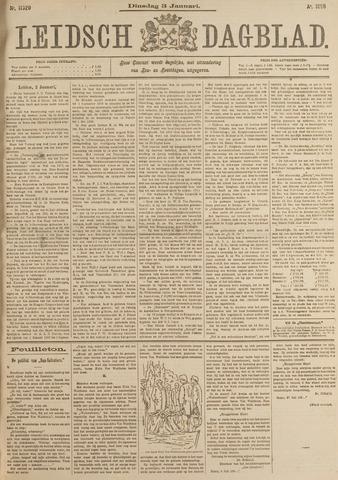 Leidsch Dagblad 1899-01-03