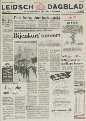 Leidsch Dagblad 1982-12-24