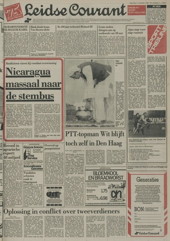 Leidse Courant 1984-11-05