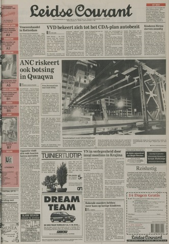 Leidse Courant 1992-09-09