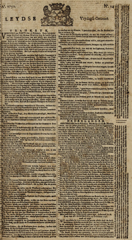 Leydse Courant 1752-02-25