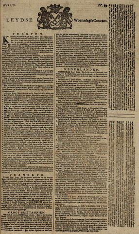 Leydse Courant 1779-06-09