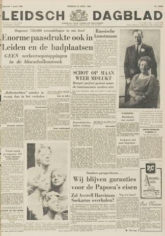 Leidsch Dagblad 1962-04-24